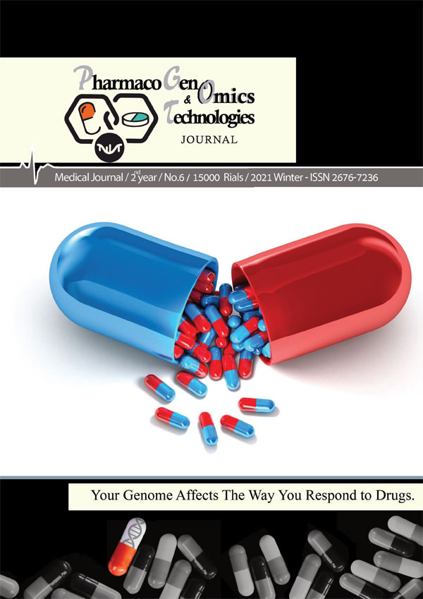 The sixth issue of the Pharmacogenomics and Omics Technologies Journal,Winter 2021